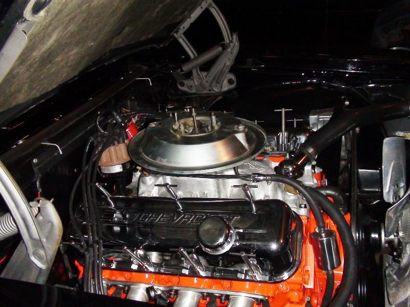 Air Cleaner To Hood Clearance Team Camaro Tech